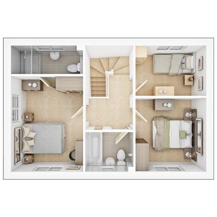 Embleton - First Floor Plan
