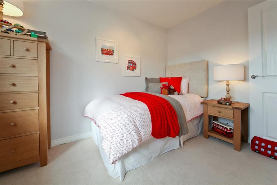 Image from Denham showhome at High Farm