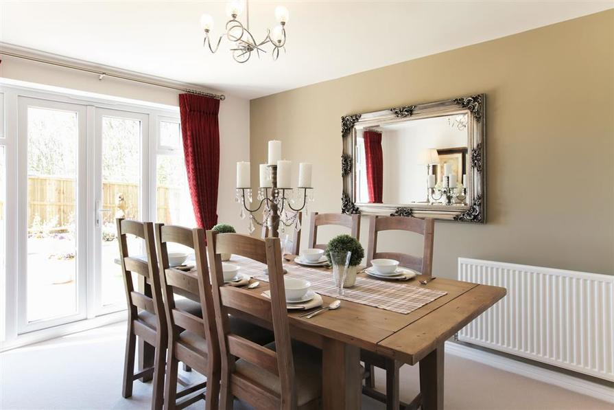 Image from Thornford showhome at High Mill