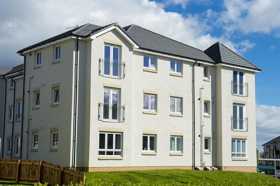 Typical Apartments at Hopefield Gait