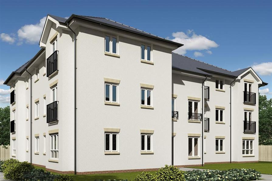 Typical Hopefield Gait Apartments