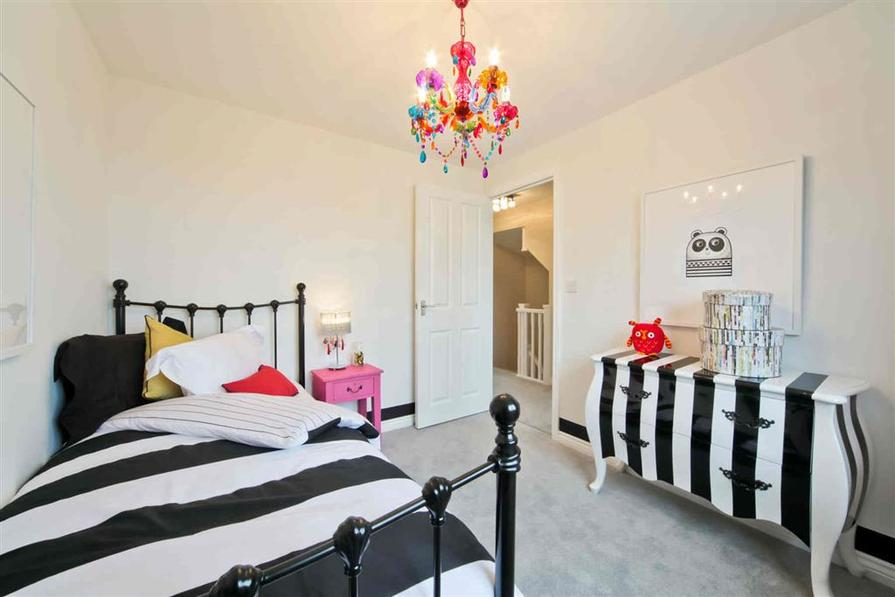 Taylor Wimpey Crofton Showhome