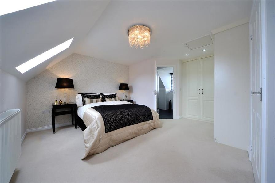 Crofton Show Home at Kings Acre