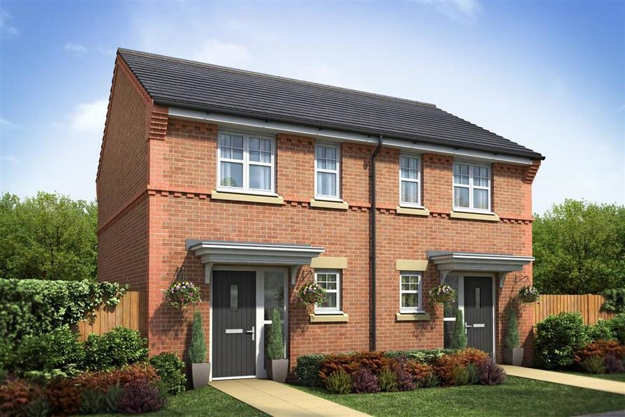 Artist Impression of the Appleford at Kings Grange
