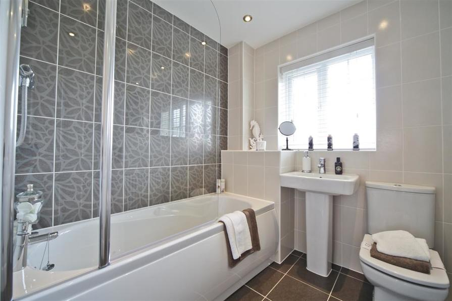 Image from Actual Knutsford Showhome at The Vistas