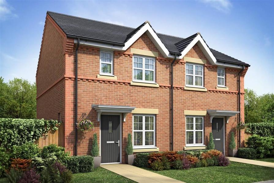 Artist Impression of the Dadford at Kings Grange