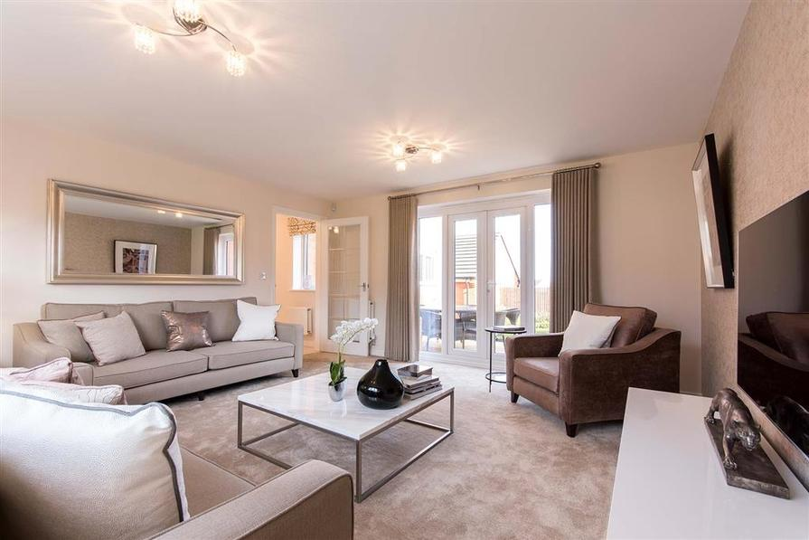 The Langdale Show Home