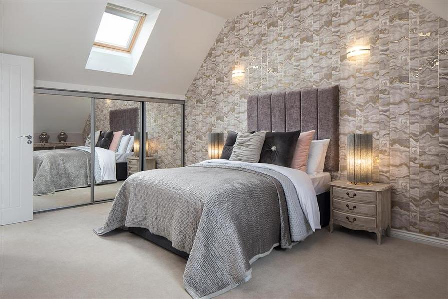 The Clifton showhome at Kilnwood Vale