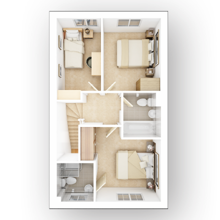 Taylor-Wimpey-Flatford-3-bedroom-house-first-floor-3D-floorplan