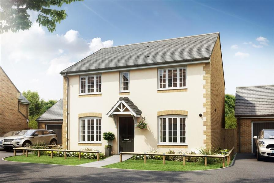 Typical Thornford Home | Artist's Impression