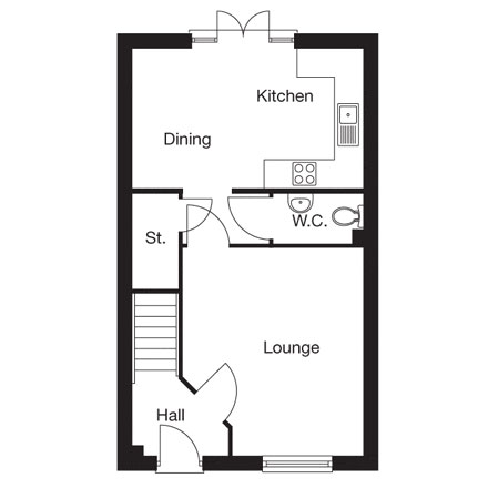 Taylor-Wimpey-Gosford-3-bed-ground-level-floorplan