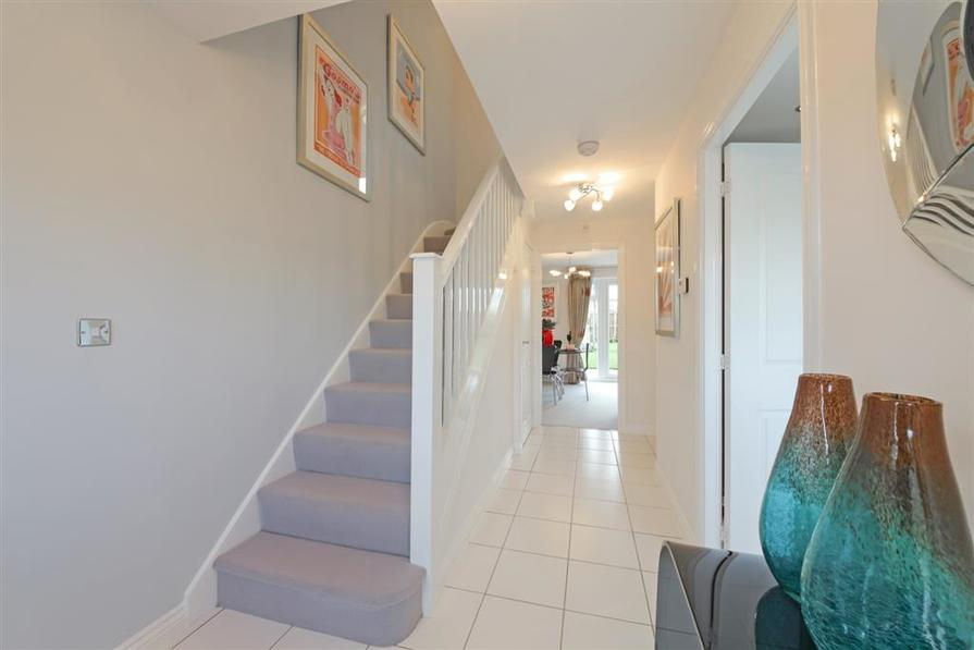 Image from Alderton showhome at Millfields