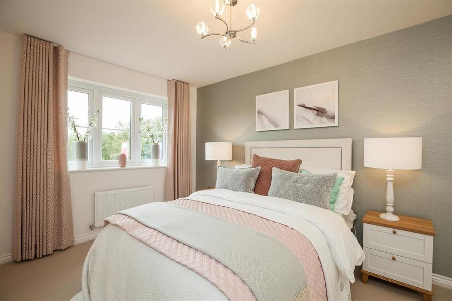Image from the Aldenham Showhome at Rowan Garth