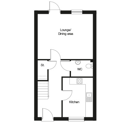 GF-Floorplan-The-Willow-AA31-Mitchell-Gardens-Brochure