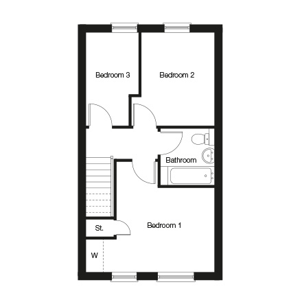 FF-Floorplan-The-Willow-AA31-Mitchell-Gardens-Brochure