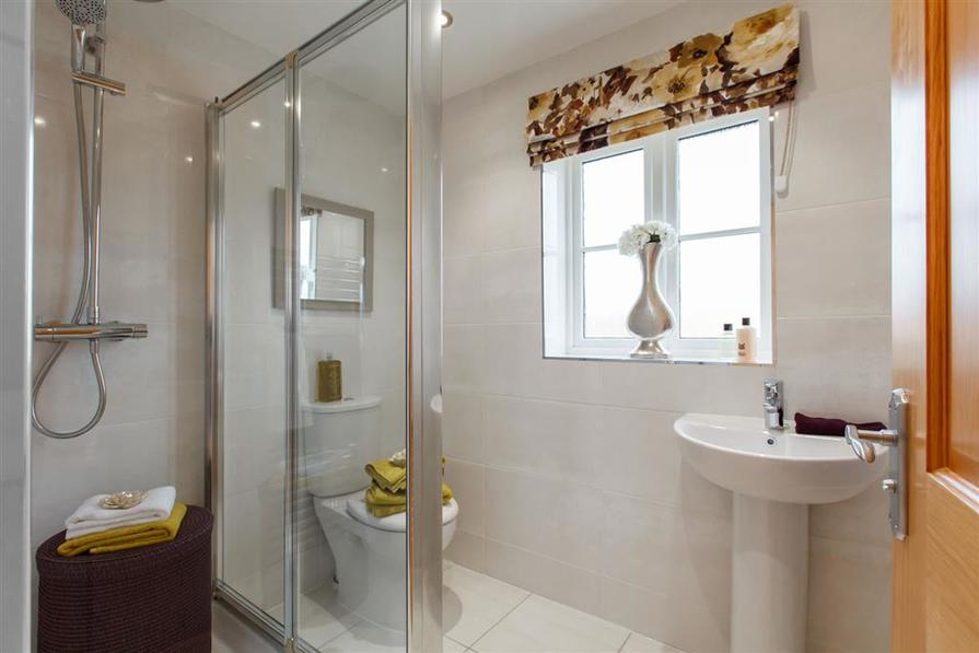 The Lindisfarne Show Home at Broughton Manor