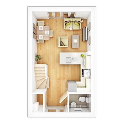 Taylor-Wimpey-Oak-Springs-3D-floorplan-Appleford-PA21-ground-floor