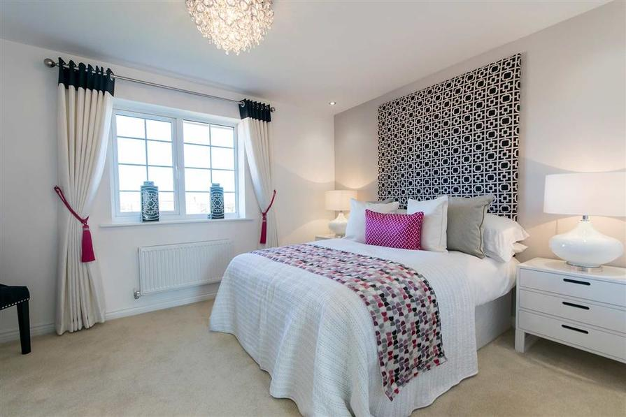 Typical Taylor Wimpey Belford Show Home