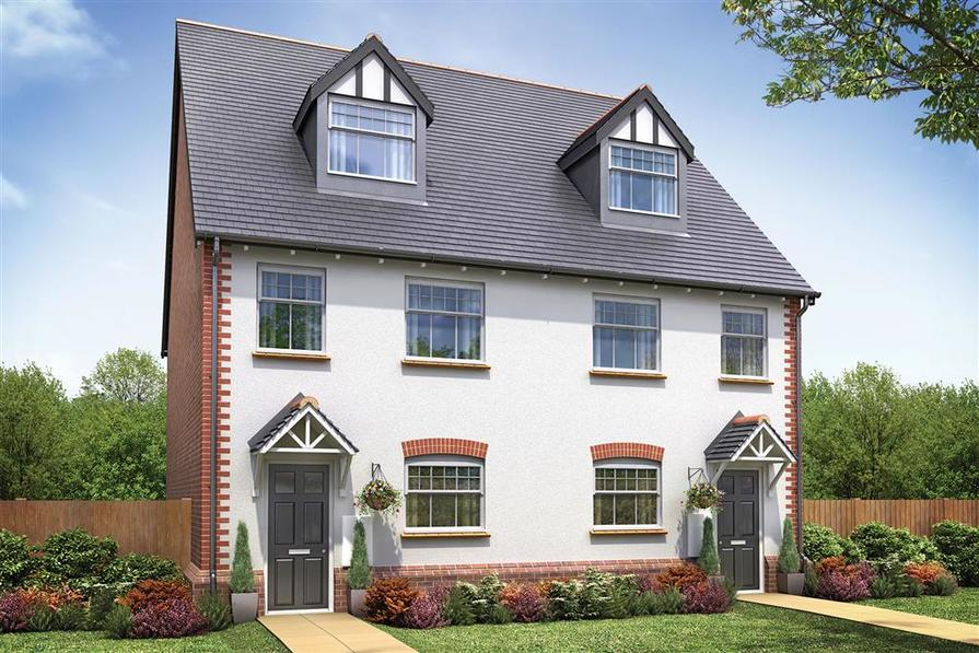 Artist Impression of The Alton at Oakwood Meadows
