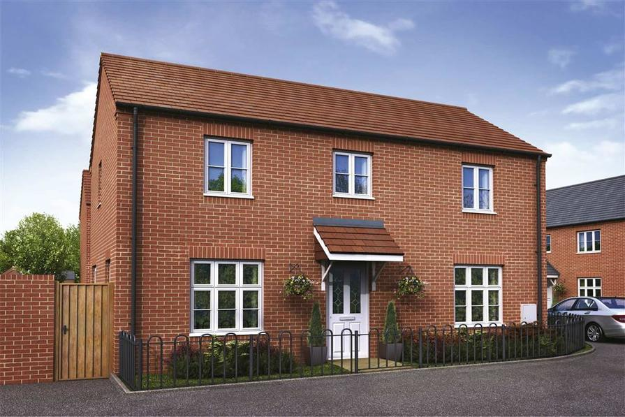 Artists impression of a typical Kirkstone home