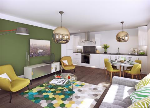 The Blenheim Apartments - Plot 938 - Plot The Blenheim Apartments - Plot 938