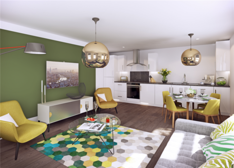 The Churchill Apartment - Plot 908 - Plot The Churchill Apartment - Plot 908