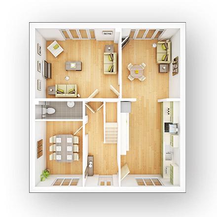 Taylor-Wimpey-Thornford-Rainbow-Meadows-GF-3d-Floorplan