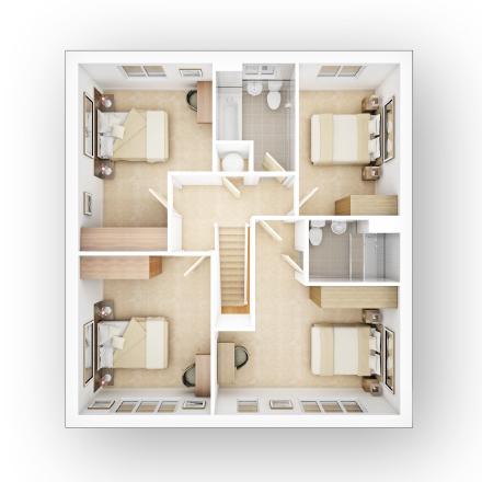 Taylor-Wimpey-Thornford-Rainbow-Meadows-FF-3d-Floorplan