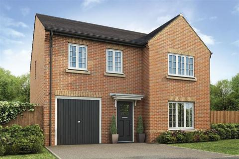 The Eynsham - Plot 43 - Plot The Eynsham - Plot 43
