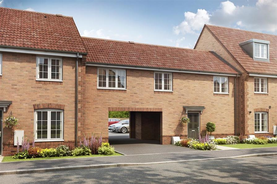 Typical Edale Home | Artist's Impression