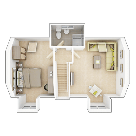 Floorplan--Stanton--second-floor--The-Carriages