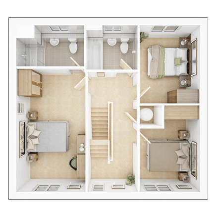 Floorplan--Stanton--first-floor--The-Carriages