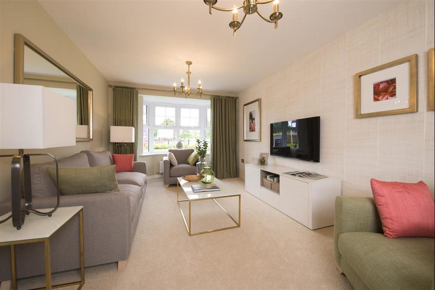 Image of actual show home, image may include optional extras available at an additional cost.