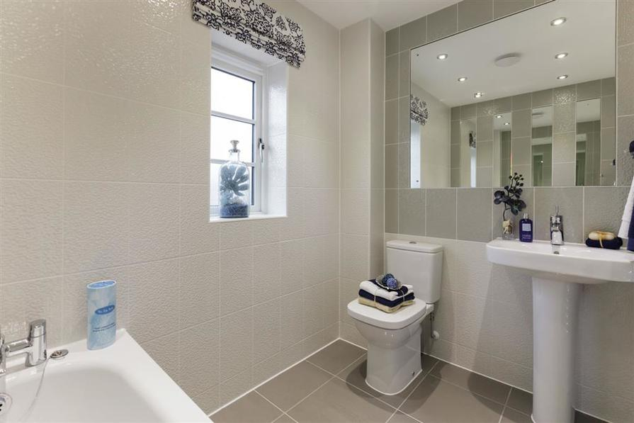 Malbury Show Home, Chestnut Grove