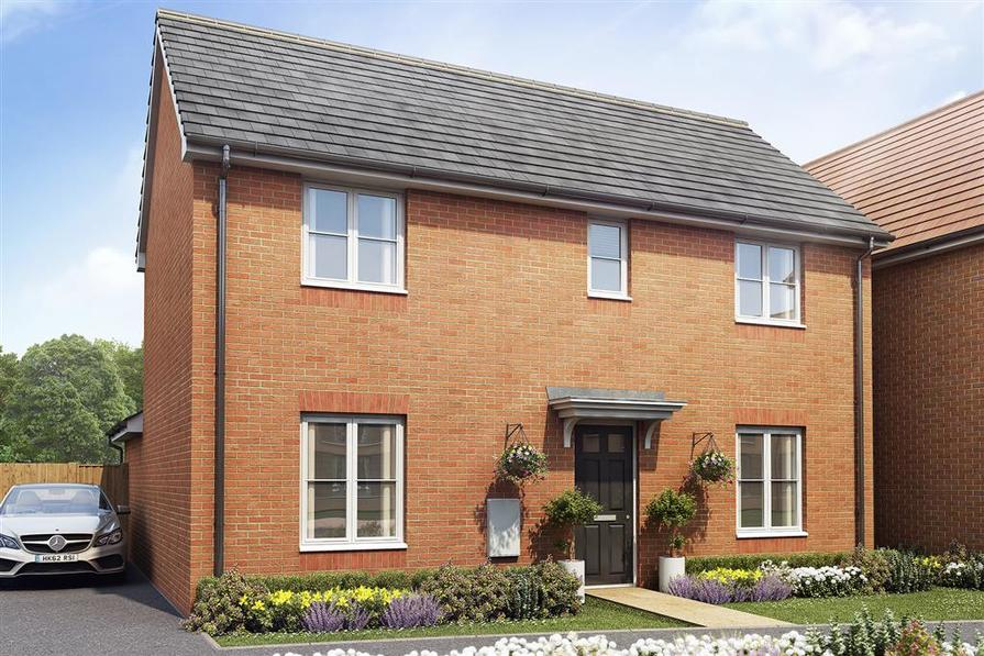 Taylor WImpey - Exterior - Walmley