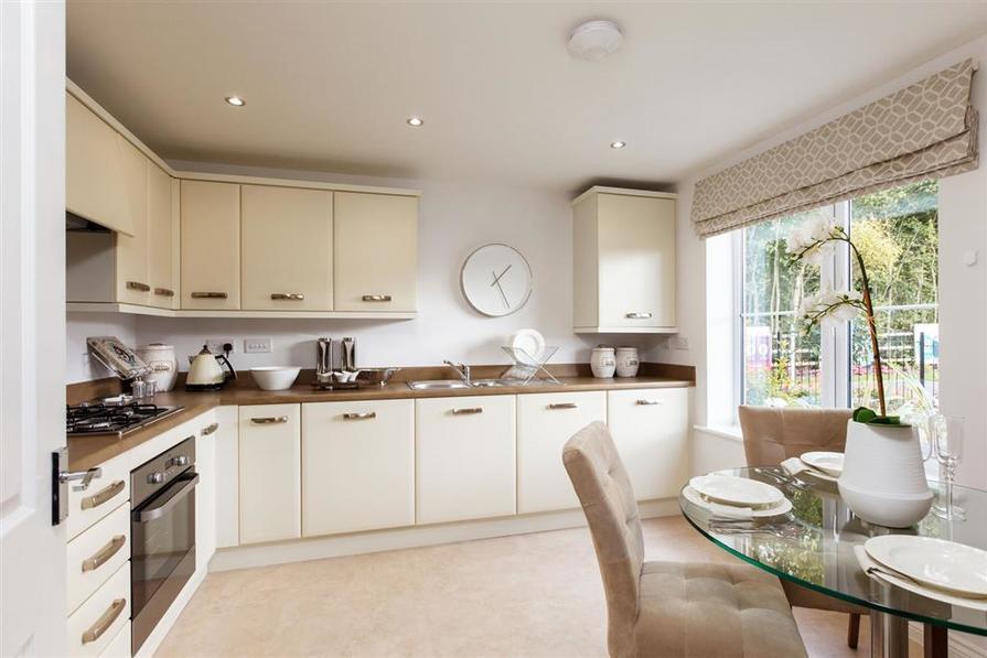Walnley Croft Halton Kitchen