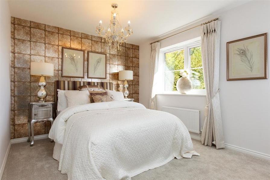 Walmely Croft Halton main bedroom