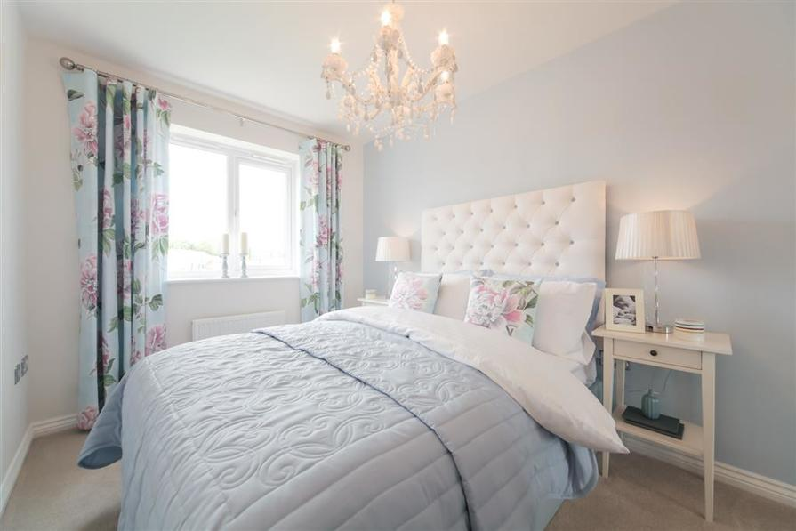 Actual image of the Dadford Showhome at Pennington Wharf