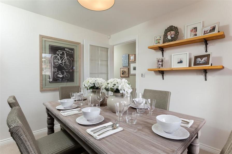 Typical Aldenham Home
