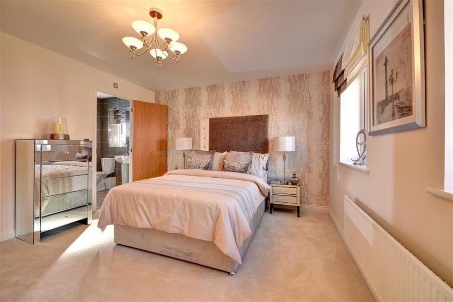 Image shows Haddenham show home, Brunton Grange