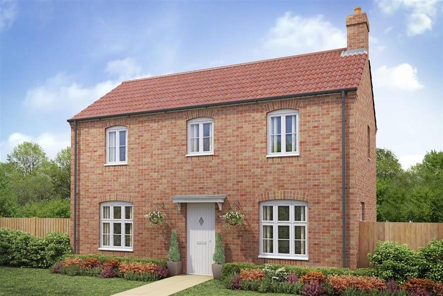 3 Bedroom House In Glastonbury New Houses For Sale Newhouses