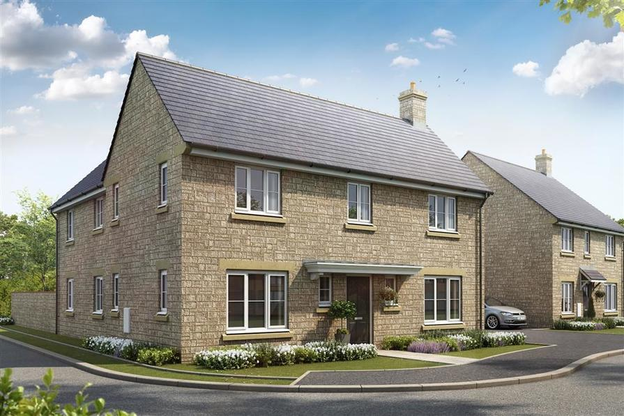 Typical Langdale Home | Artist's Impression