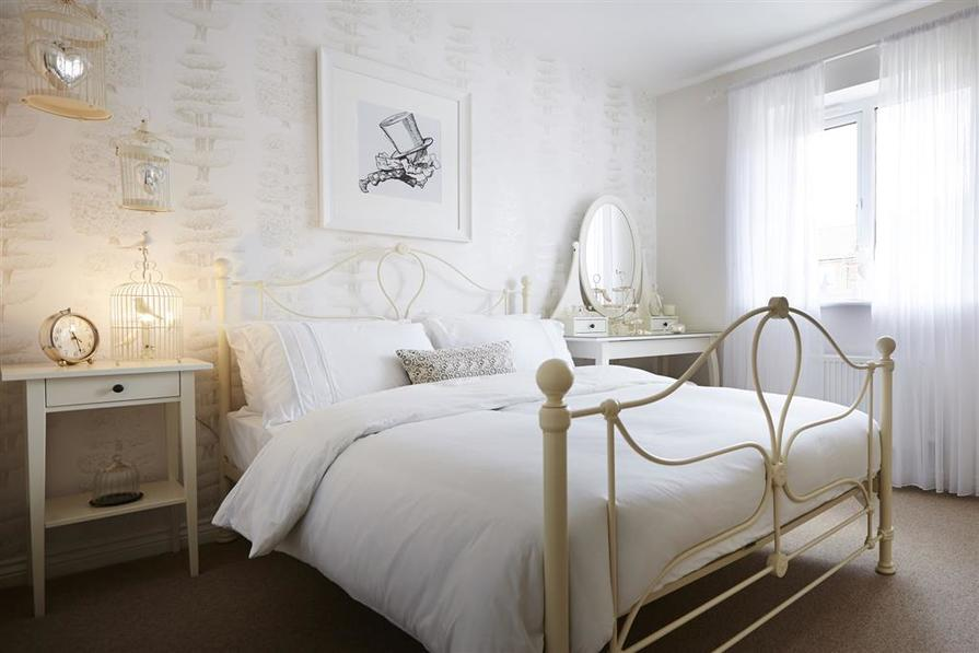 Actual Image from the Downham Showhome at Winnington Village