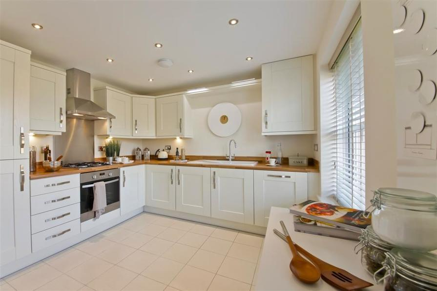 Actual image from Halliford showhome at Cotton Mills