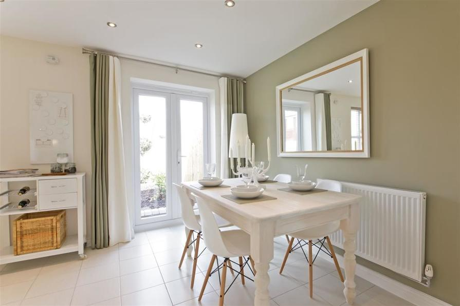 Image from Actual Showhome