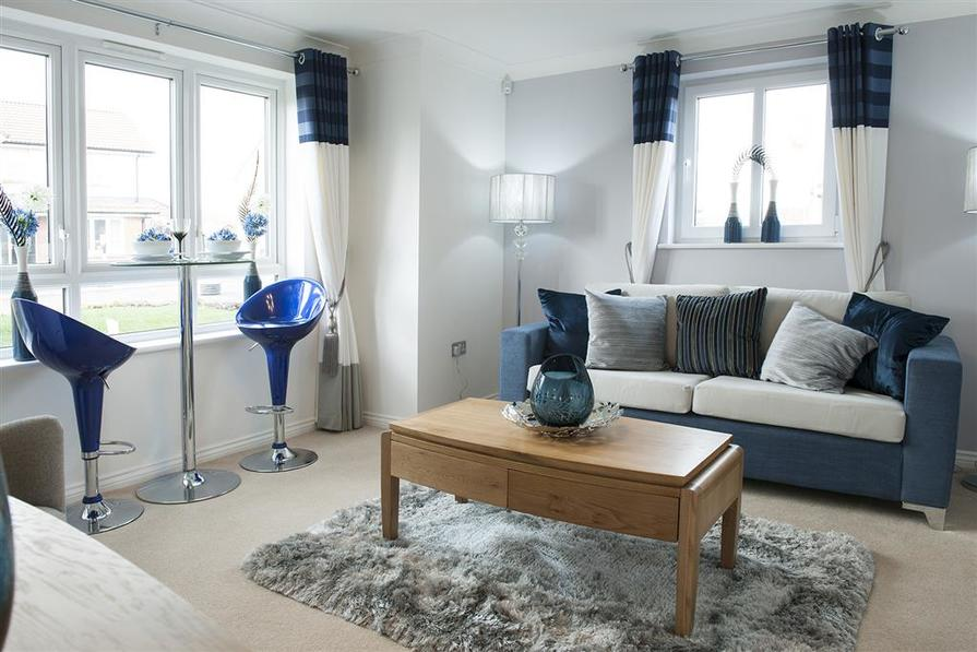 A Typical Taylor Wimpey Apartment