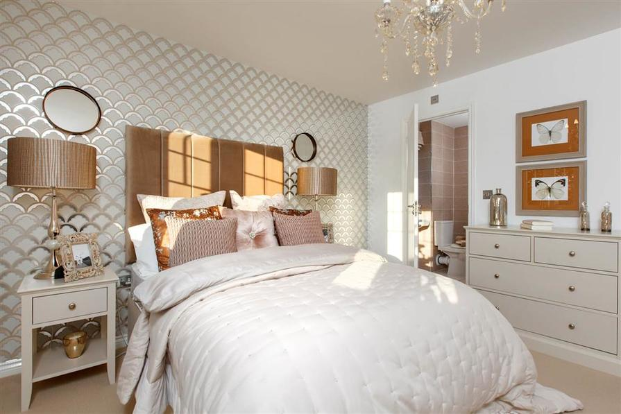 Image from an actual Taylor Wimpey Haddenham Home