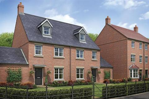 The Easton - Semi-Detached  - Plot The Easton - Semi-Detached