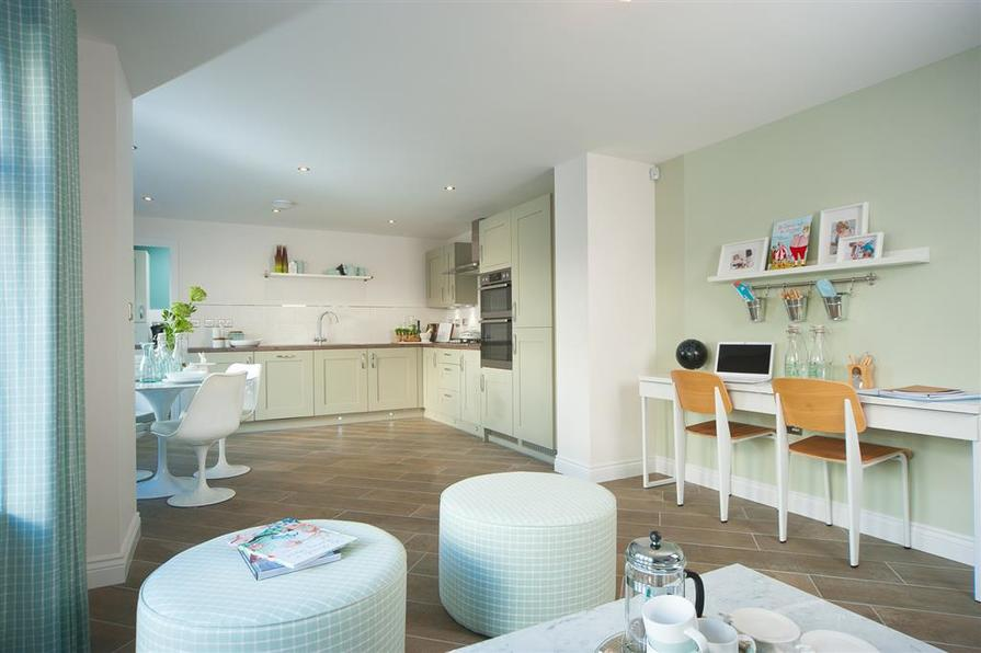 Image from Lindisfarne showhome at Broughton Manor
