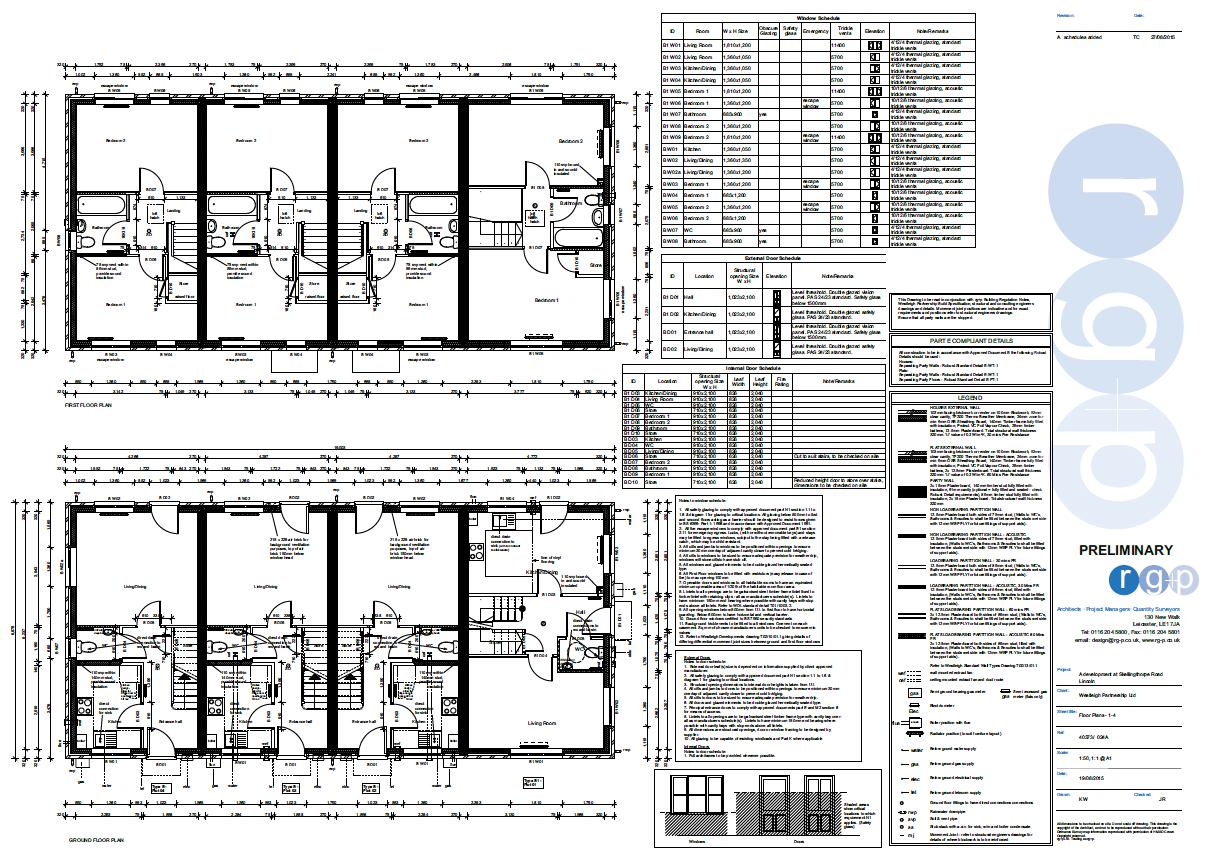 skellingthorpe-road-floor-plans-plots-1-to-4-two-beds